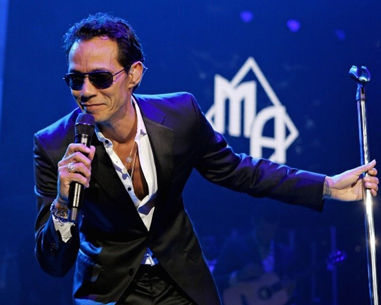Marc Anthony - PHOTO BY SAYRE BERMAN