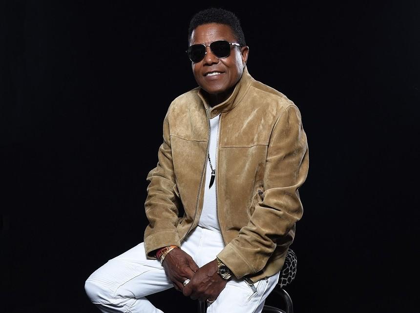 Tito Jackson of the Jacksons - PHOTO BY TAJ JACKSON