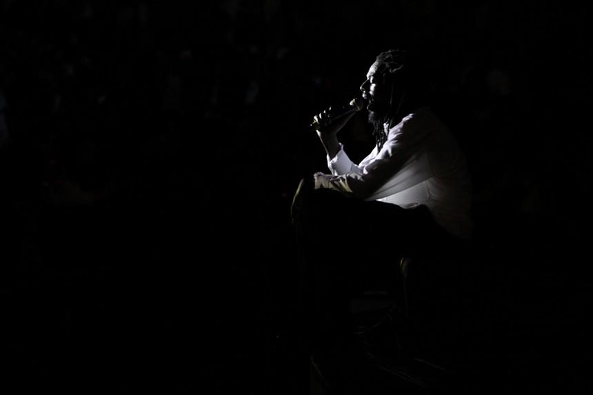 Buju Banton - PHOTO BY DAVID I. MUIR
