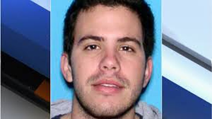 Marcos Yanes Gutierrez fled to Cuba after shooting Ronald Schwartz. - PALM BEACH COUNTY SHERIFF'S OFFICE