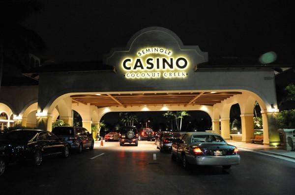 Seminole Casino Coconut Creek - CHRISTINA MENDENHALL
