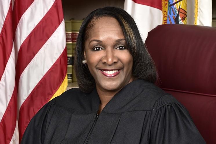 "Broward County Circuit Judge Vegina ""Gina"" Hawkins - SEVENTEENTH JUDICIAL CIRCUIT OF FLORIDA"