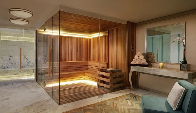 The spa at Ritz-Carlton Fort Lauderdale - COURTESY PHOTO