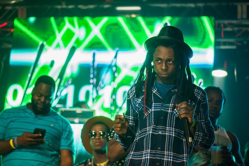 Lil Wayne - ALEX MARKOW